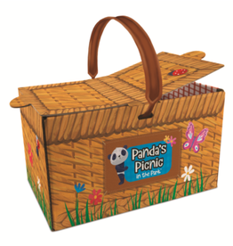 Panda's Picnic by Peaceable Kingdom