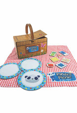 Panda's Picnic by Peaceable Kingdom