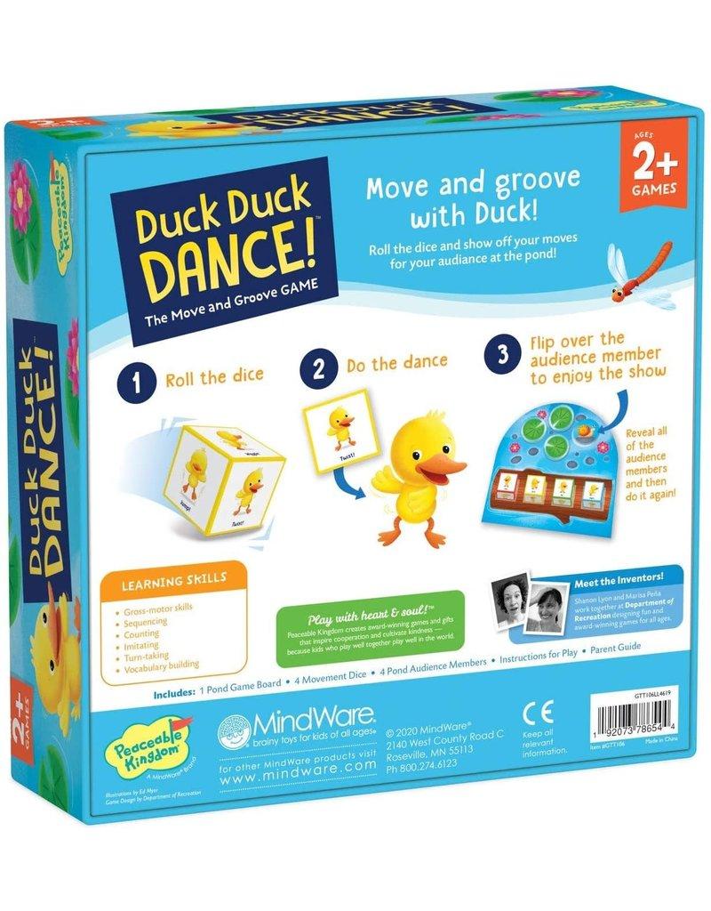 Duck Duck Dance by Peaceable Kingdom