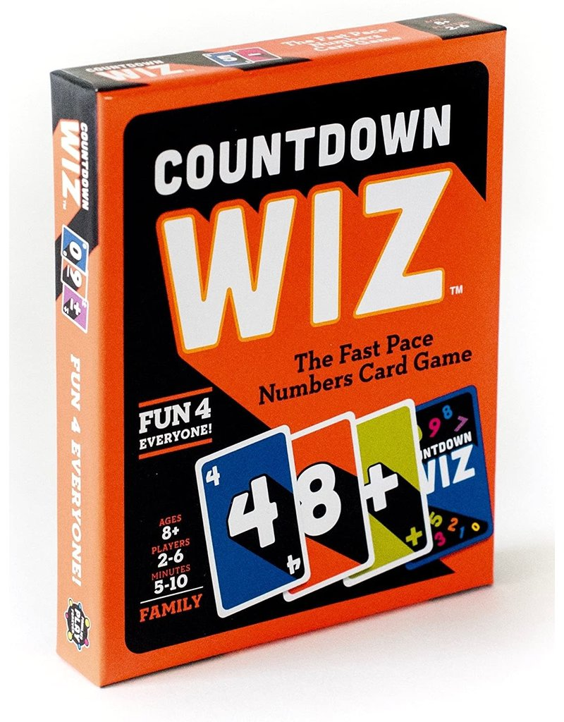Families Play Forever Countdown Wiz by Families Play Forever