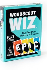 Families Play Forever Wordscout Wiz by Families Play Forever