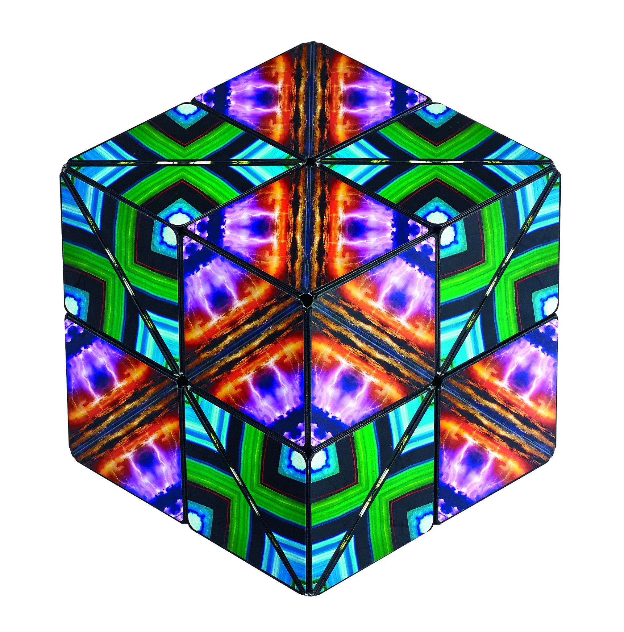 Shashibo Elements Magnetic Puzzle Cube