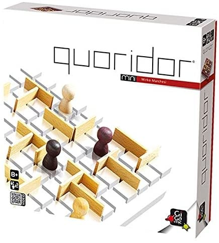 Quoridor Mini Game by Gigamic