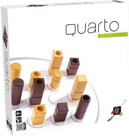 Gigamic Quarto Game by Gigamic