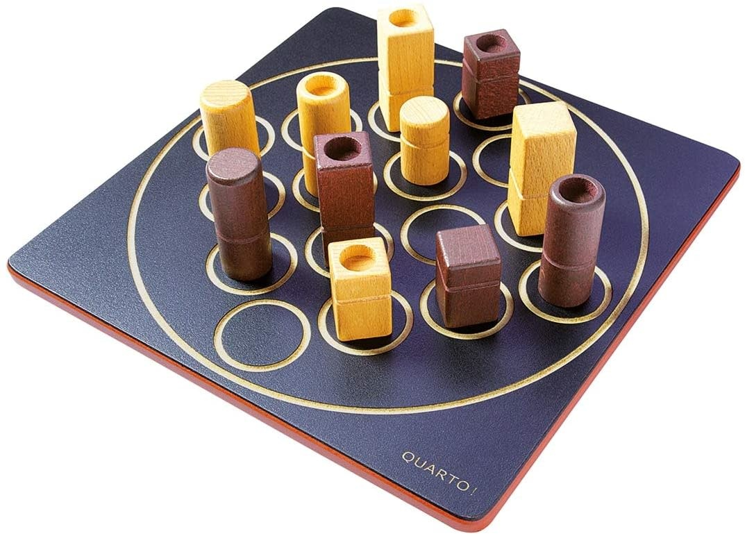 Quarto Game by Gigamic