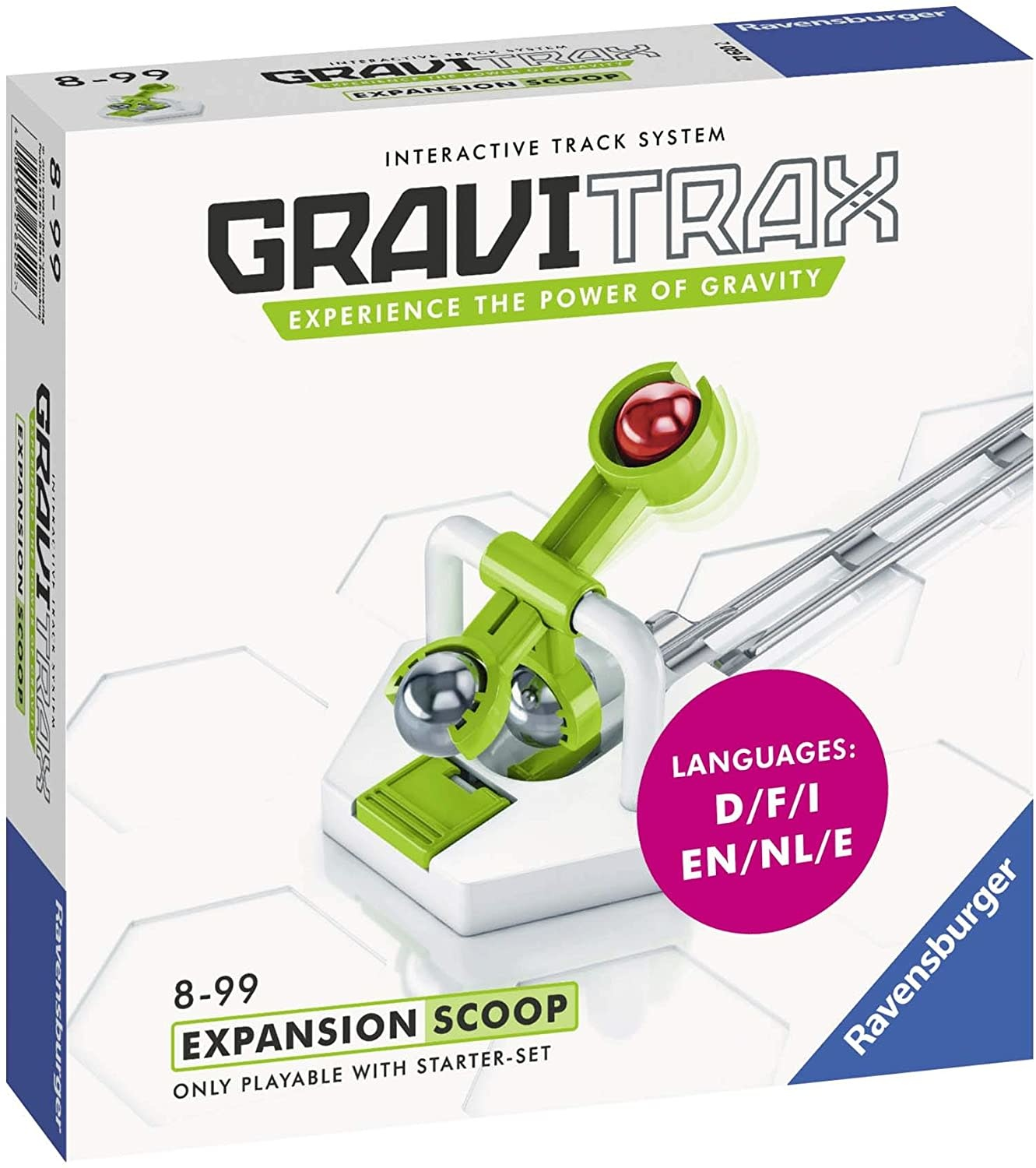 Expansion Scoop by Gravitrax