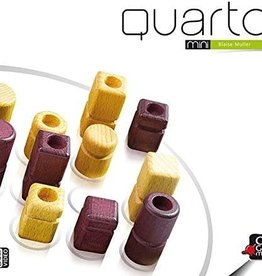 Quarto Mini Game by Gigamic