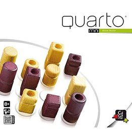 Gigamic Quarto Mini Game by Gigamic