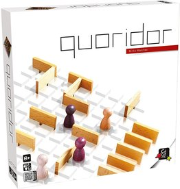 Gigamic Quoridor Game by Gigamic