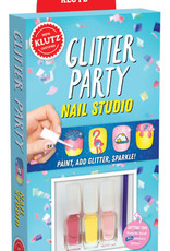 Glitter Party Nail Studio by Klutz