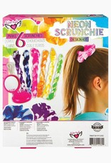 Fashion Angels Neon Scrunchie Design Kit by Fashion Angels