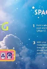 Foil Galaxy Nail Studio by Galaxy