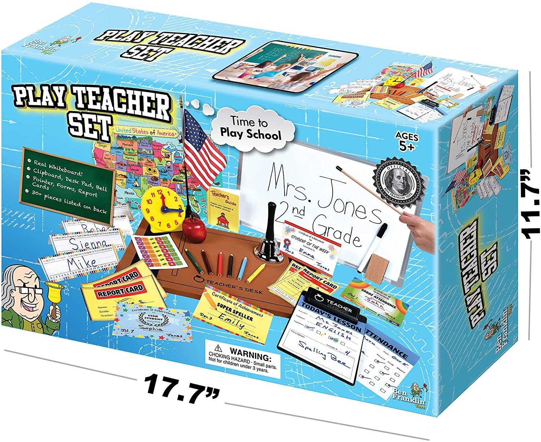 Play Teacher Set by Ben Franklin