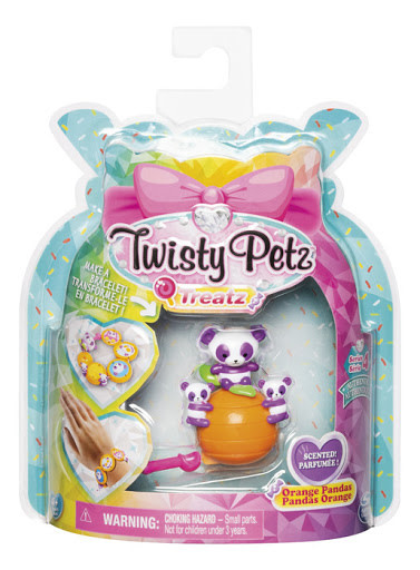 Twisty Petz Treatz by Toysmith