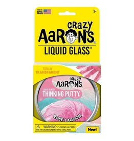 Rose Lagoon Liquid Glass Putty by Crazy Aaron