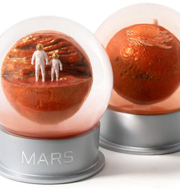 Mars Dust Globe by Yoga Joes