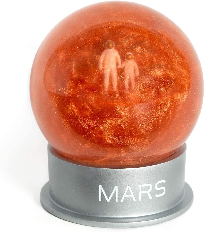 yoga joes Mars Dust Globe by Yoga Joes