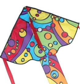 Premier Kites Reg. Easy Flyer Kite - Rainbow Orbit by Premier