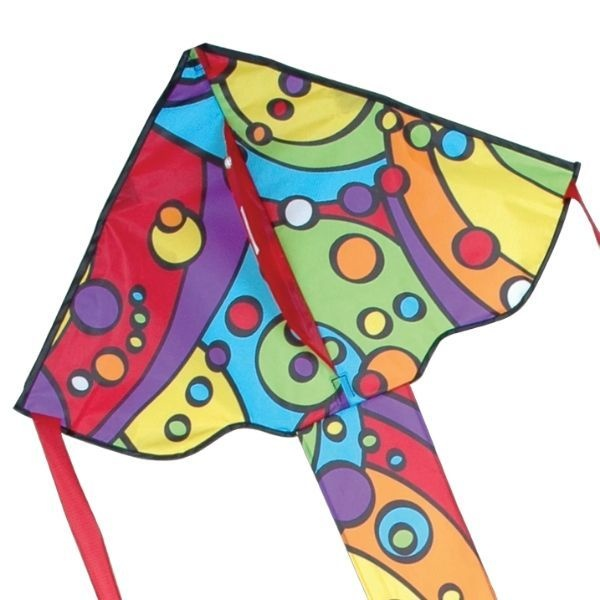 Premier Kites Reg. Easy Flyer Kite - Rainbow Orbit by Premier