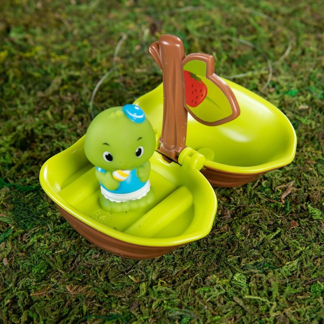Timber Tots Lite-up Nut by Fat Brain Toys