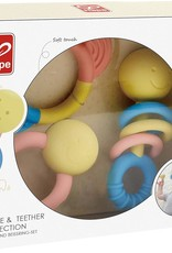 Rattle & Teether Collection by Hape