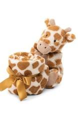 Bashful Giraffe Soother by Jellycat
