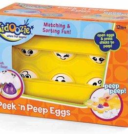 Kidoozie Peek 'n Peep Eggs by Kidoozie