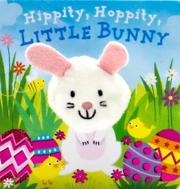 Hippity, Hoppity, Little Bunny Board Book
