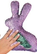 Fashion Angels Magic Sequin Bunny Plush by Fashion Angels