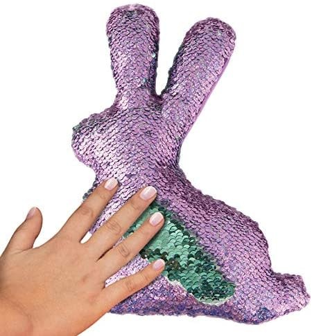 Fashion Angels Magic Sequin Bunny Plush by Fashion Angels