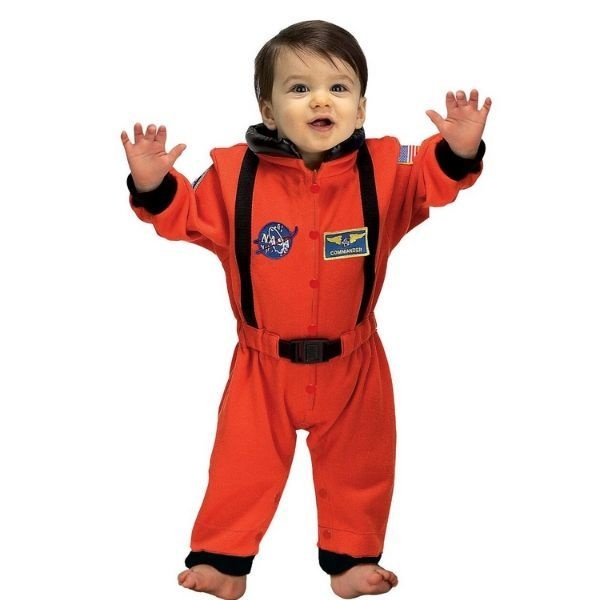 Aeromax Orange Astronaut Suit 6-12 Months by Aeromax