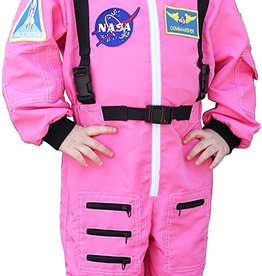 Aeromax Pink Jr. Astronaut Suit 2-3 yrs by Aeromax