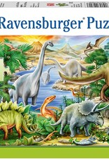 Prehistoric Life 60-pc Puzzle by Ravensburger