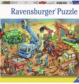 Construction Crew 60-pc Puzzle by Ravensburger