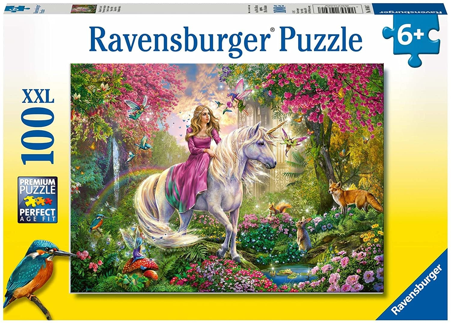 Magical Ride 100-pc Puzzle by Ravensburger