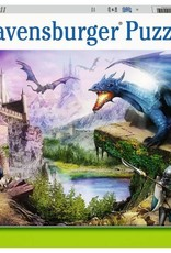 Mountains of Mayhem 200-pc Puzzle by Ravensburger