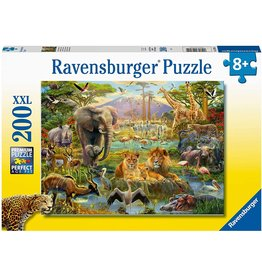 Animals of the Savannah 200-pc Puzzle by Ravensburger