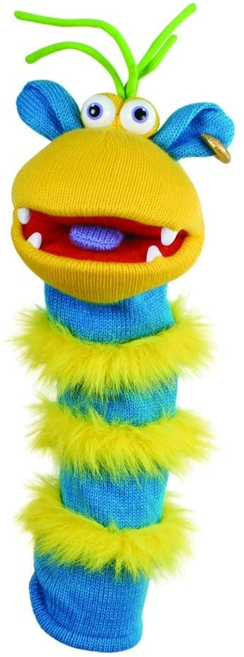 Ringo Knitted Glove Puppet by The Puppet Company