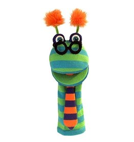 Dylan Knitted Glove Puppet by The Puppet Company