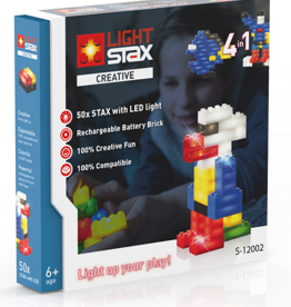 LIGHT STAX  Creative 50-pc Set