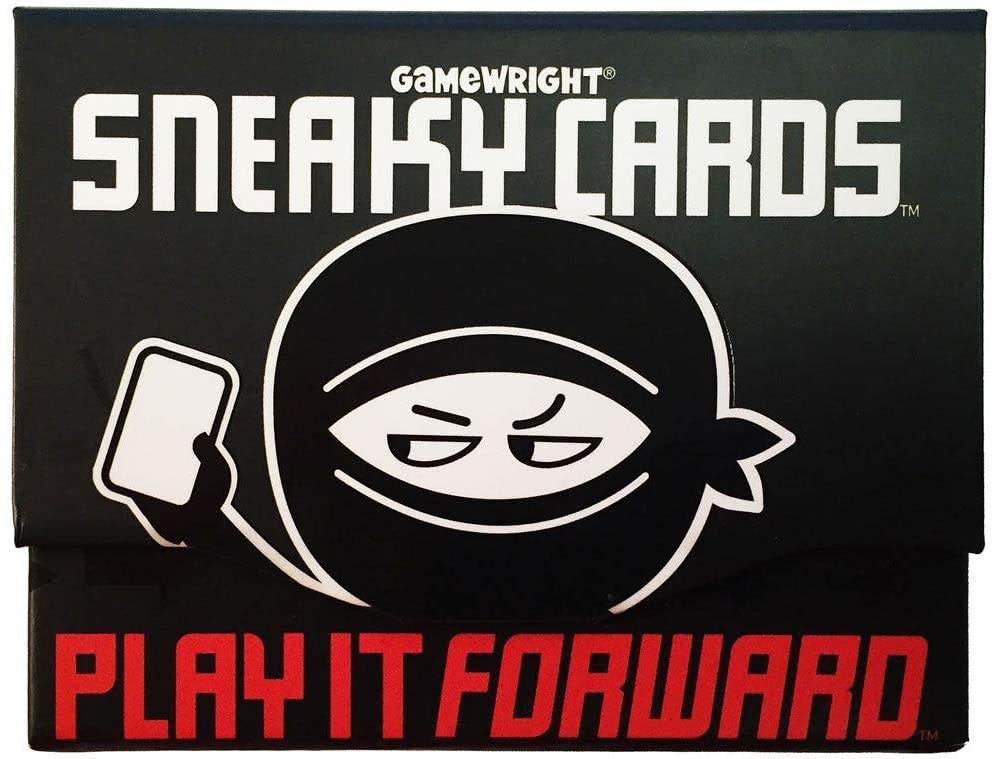 Sneaky Cards by Gamewright