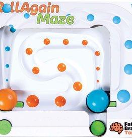 RollAgain Maze by Fat Brain Toys
