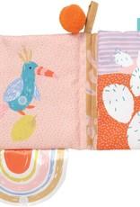Llama Soft Book by Manhattan Toy
