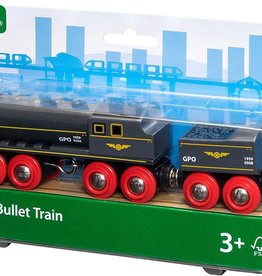 Brio Speedy Bullet Train by BRIO