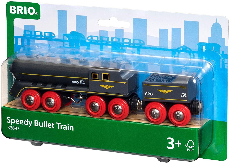 Speedy Bullet Train by BRIO