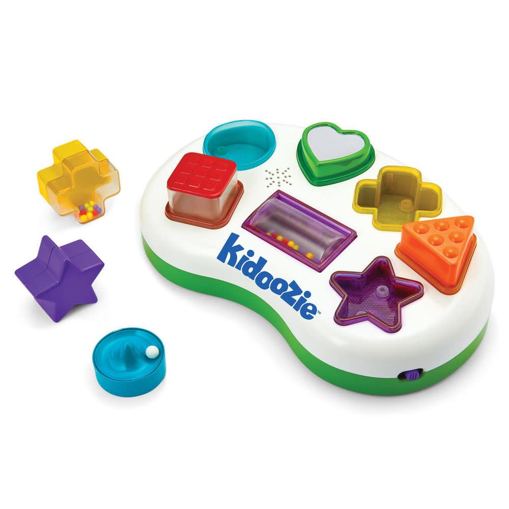 Kidoozie Lights 'n Sounds Shape Sorter by Kidoozie