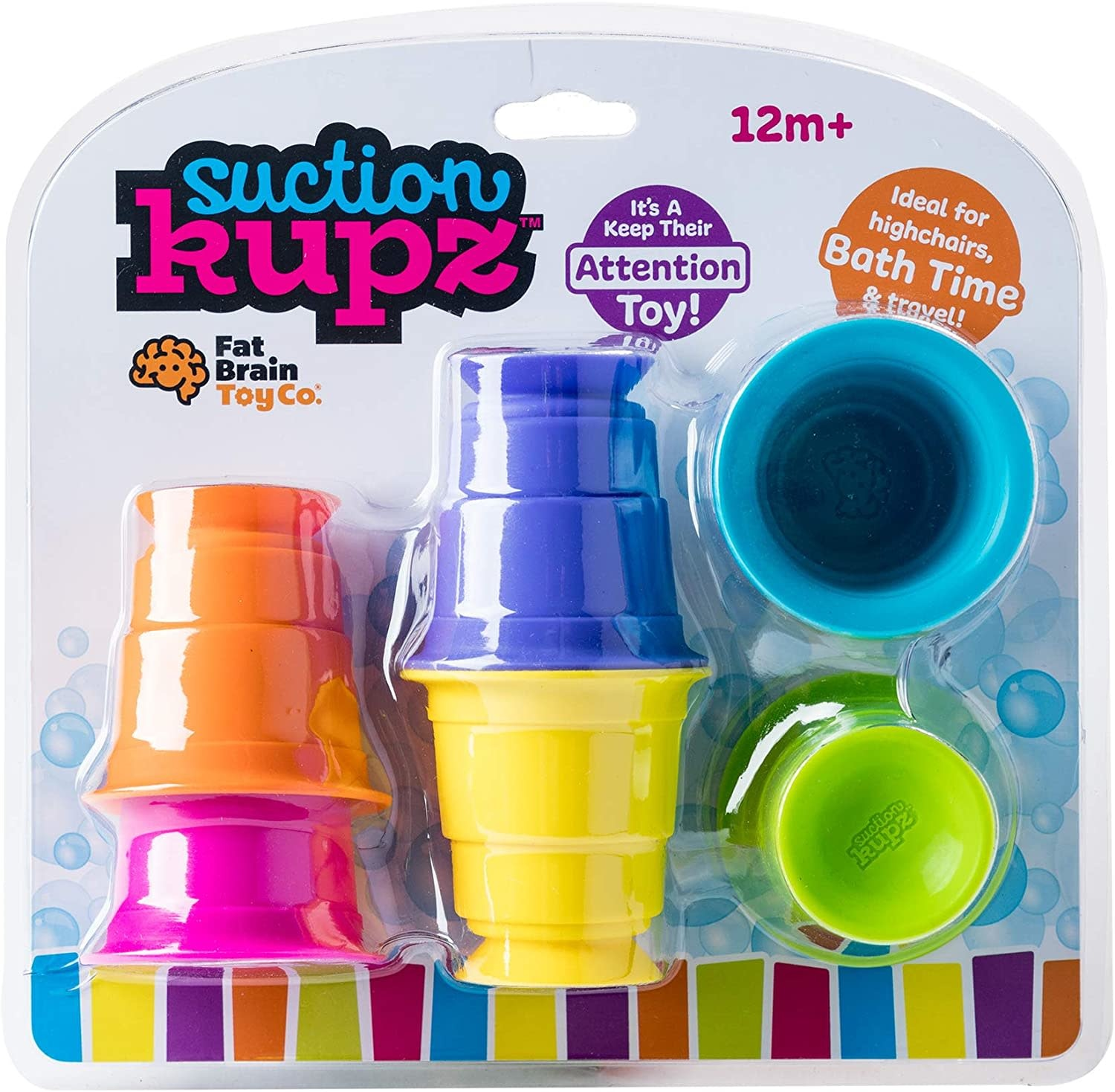 Suction Kupz by Fat Brain Toys