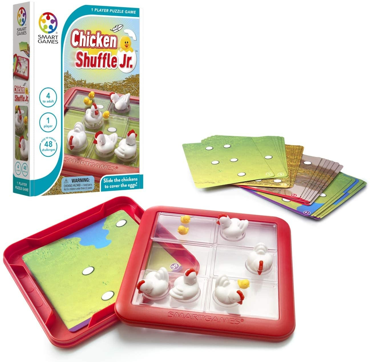 Chicken Shuffle Jr. by SmartGames