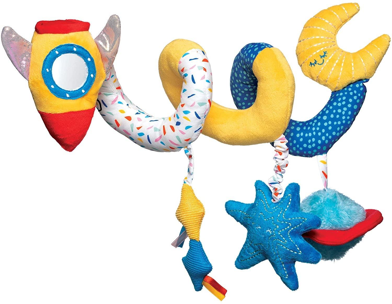 Spiral Space Theme Toy by Manhattan Toy