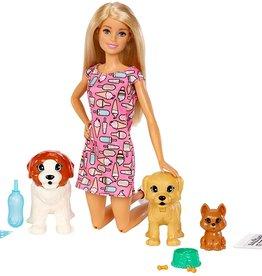 Barbie Doggy Daycare Blonde by Mattel